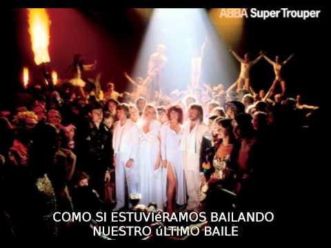 Abba  Our Last Summer Subtitulos En Español