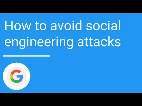 How to avoid social engineering attacks