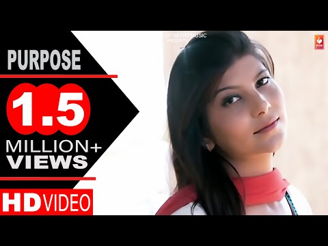 Purpose | Latest Haryanvi DJ Song 2017 | Pardeep Boora | Pooja Hooda | Raju Punjabi