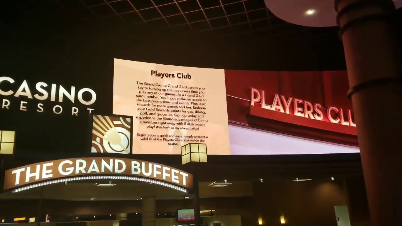 Buffet Du Casino De MontrГ©Al