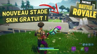 Fortnite - NEW STADE, SKIN FREE, EMOTES (MAJ 4.4.0)