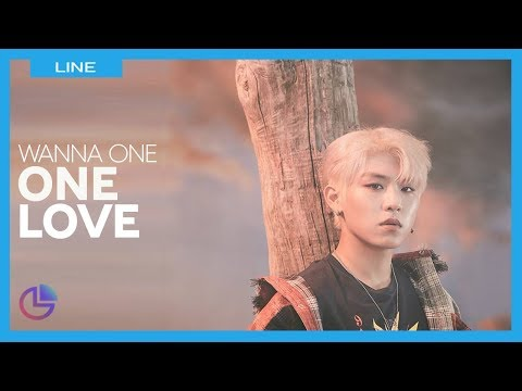 Free Download Wanna One - One Love|line Distribution|color Coded|워너원-one Love Mp3 dan Mp4
