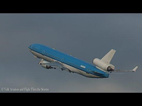 Last Flight to Mojave @ KLM MD11 PH-KCE