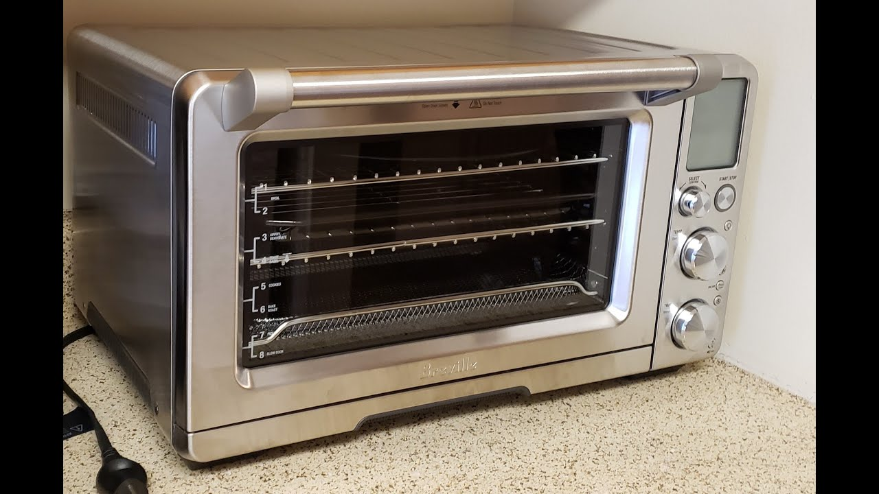 Unboxing Amp Review Breville Smart Oven Air Youtube