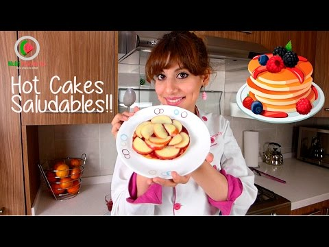 Hot Cakes Saludables!!! DIY