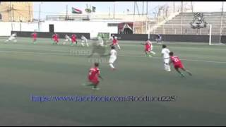 الجزائر 0-0 السودان U20