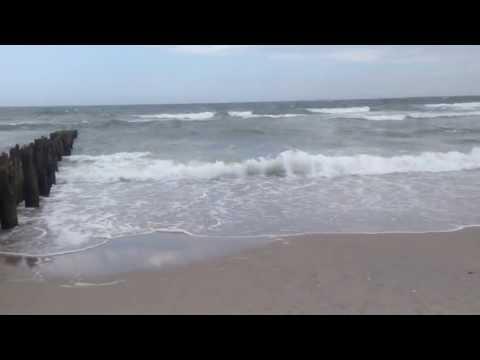 ATlantic ocean at Rockaway beach, New York