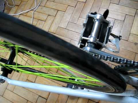 Continental Super Sport Plus Skid Fixed Gear Sugino 75 Track Cycling