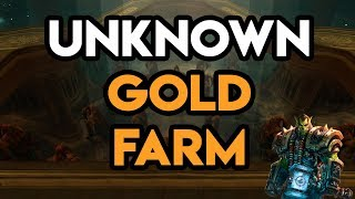 World Of Warcraft Unknown Gold Farm