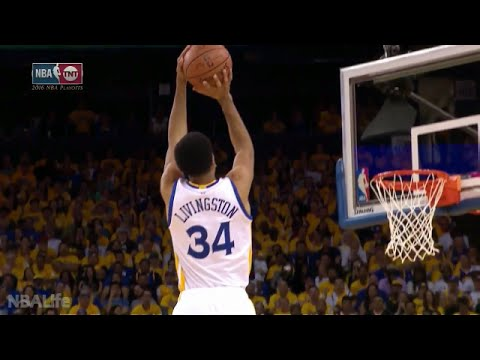 Shaun Livingston Full 2016 NBA Playoffs Highlights