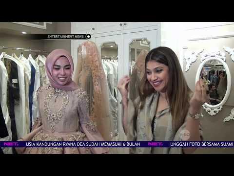 Sarah Azhari Jalani Fitting Baju untuk Persiapan Pernikahan Sang Adik
