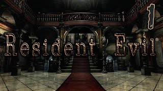 Resident Evil HD Remaster - True Survival Horror, Manly Let