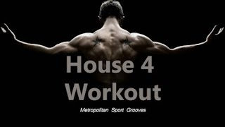 DJ Maretimo - House 4 Workout (Full Album) continuous mix, HD, 3 Hours, Metropolitan Sport