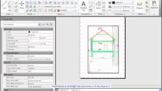 Оформление и печать из листов в AutoCad 2011