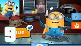 Despicable Me Minion Rush - New Update Gameplay Walkthrough part 9 (iOs, android)