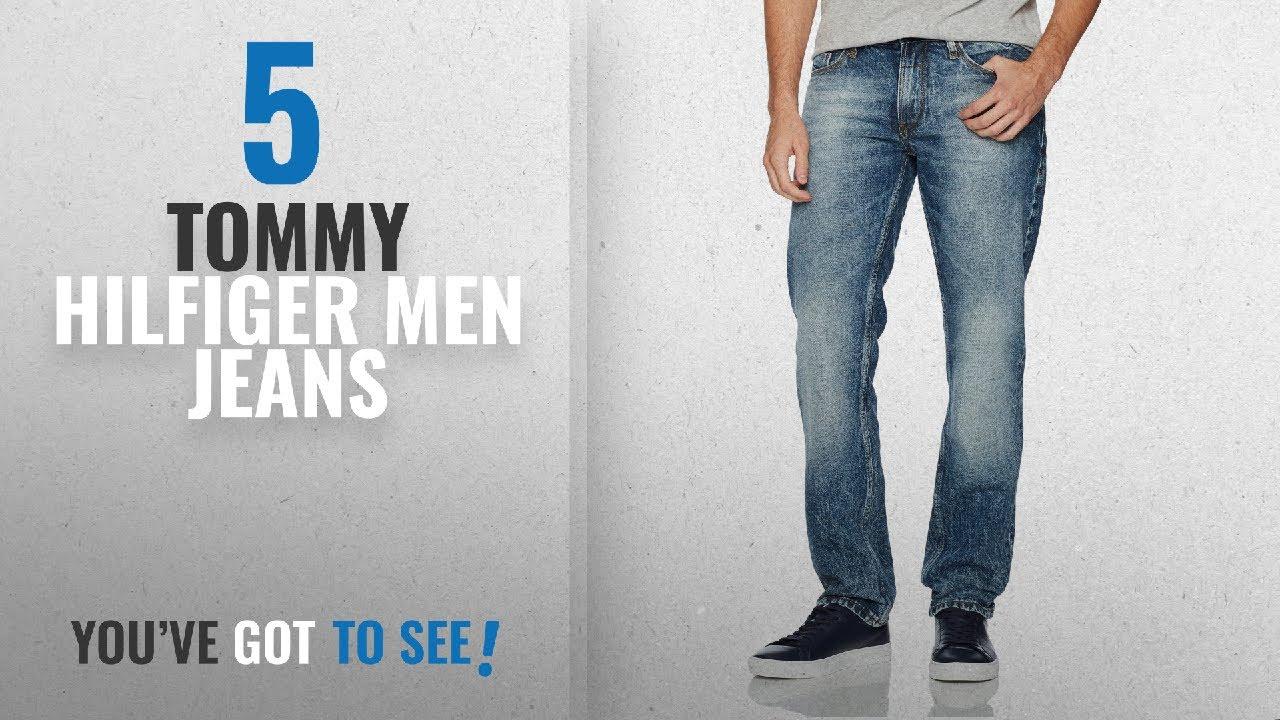 77e5313d068 Top 10 Tommy Hilfiger Men Jeans   Winter 2018    Tommy Hilfiger ...