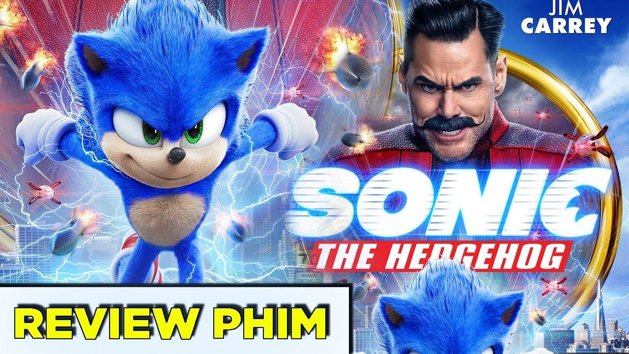 Review Phim Nhím Sonic || Sonic the Hedgehog 2020