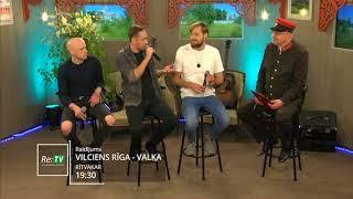 """Raidījums """"Vilciens Rīga-Valka""""  - 10.06. plkst. 19:30"""