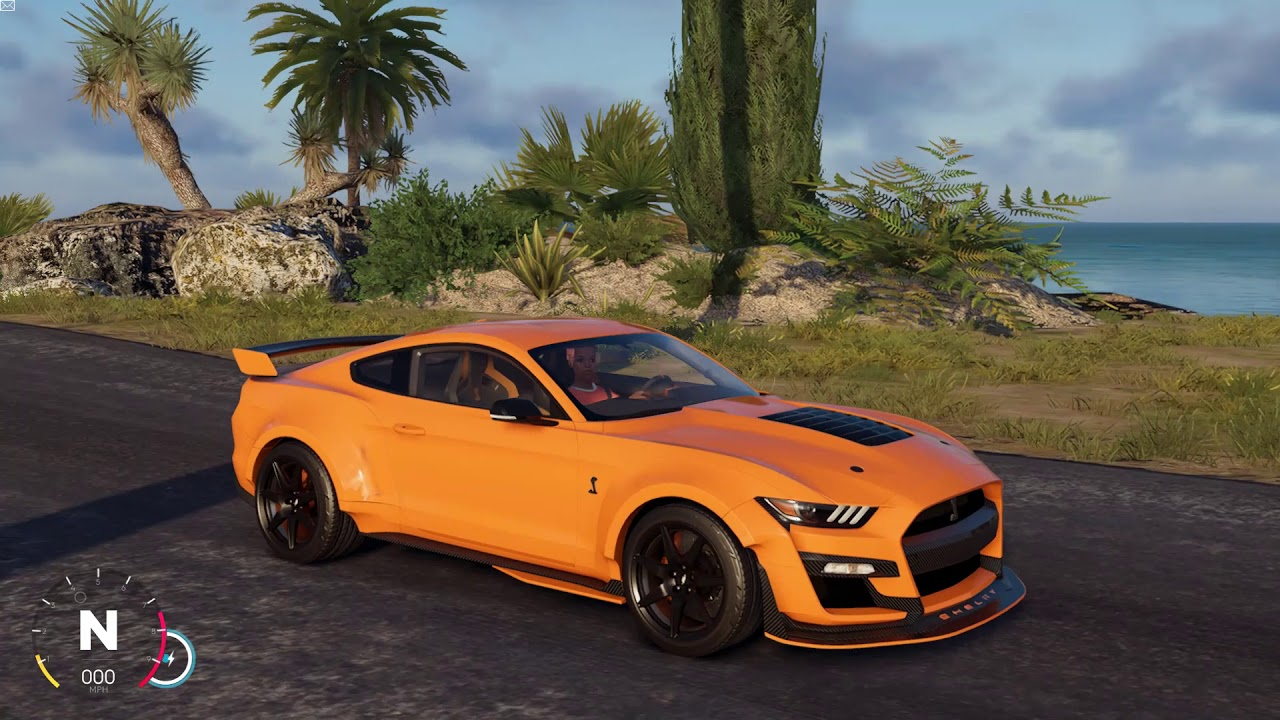 The Crew 2 - 2020 Ford Shelby GT500 Customization & Gameplay (Inner Drive Update)