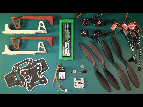 Build a Drone Part 1 - Select Components