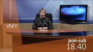 Vtv dnevnik najava 11. listopada 2018.