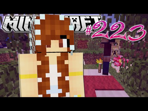 Minecraft | MY SECOND WEDDING!! | Diamond Dimensions Modded Survival #223