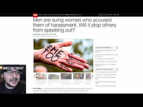 Me Too Backfires As Men begin Suing Women For Defamation