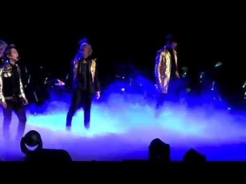 [FANCAM] SHINee World III México-Intro, Spoiler, Evil, Nightmare & Juliette