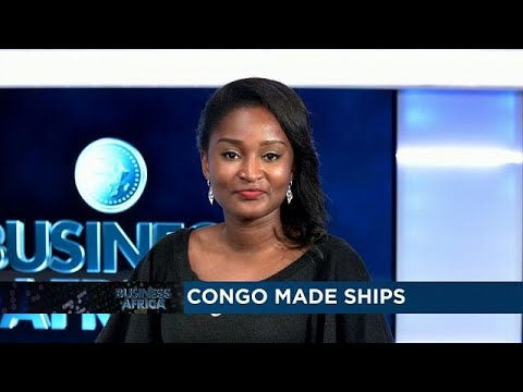 Congo made ship becomes national pride [Business Africa]