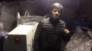 видео гранула вторички ПП