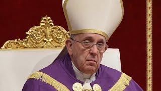 Papa Francisco condena a Marcial Maciel