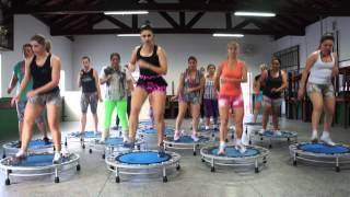Aula de Jump, Prof Tici Ribeiro, 2° Música Mix 34