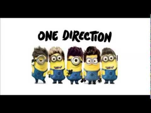 BEST SONG EVER - ONE DIRECTION (MINIONS)