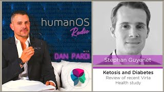 031. The Ketogenic Diet and Diabetes - a New Study by Virta Health (Guest Dr. Stephan Guyenet)