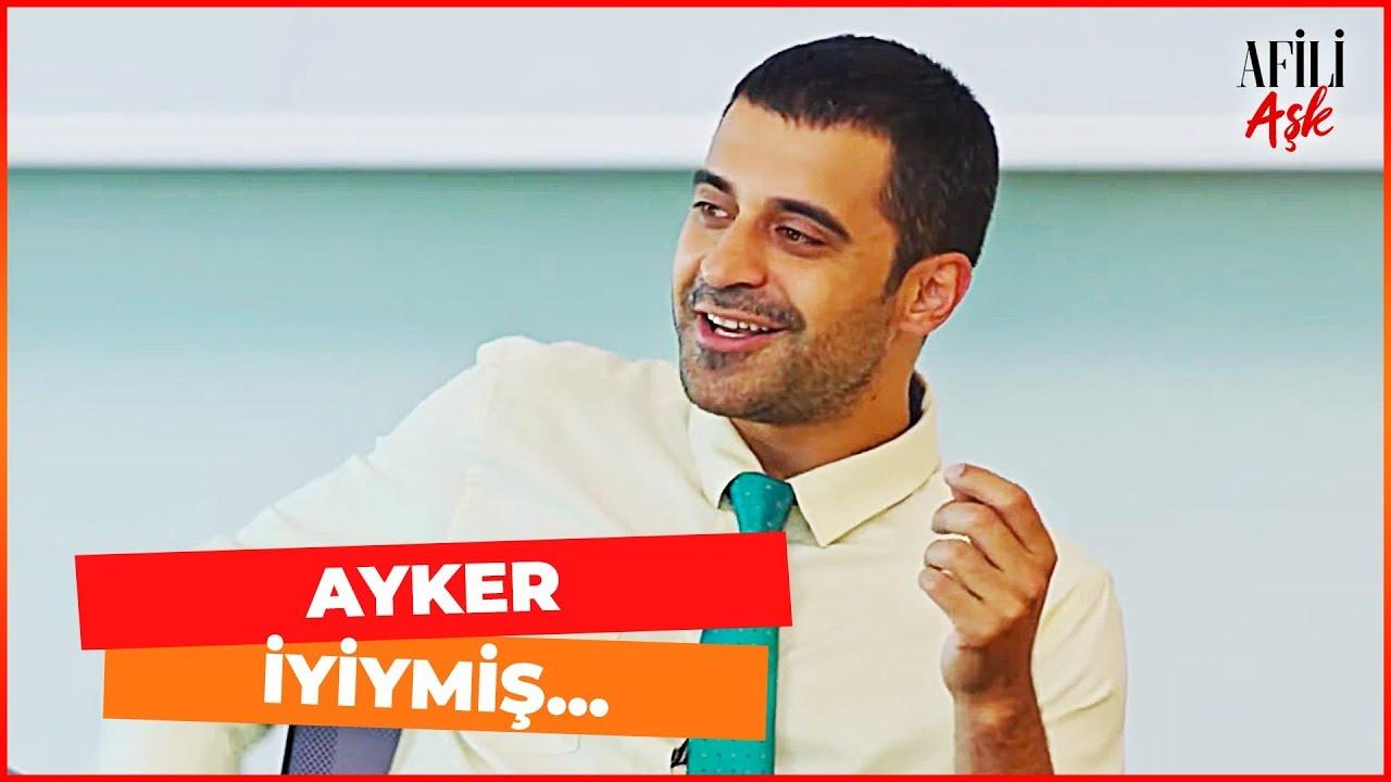 Erkut'tan AYKER Kampanyasına Yeni Fikirler - Afili Aşk 10. Bölüm