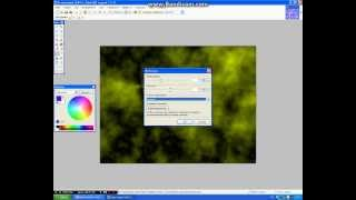 [Видеоурок №1] Как сделать красивый фон в Paint.net