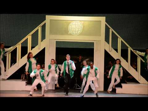 Mount Olive High School - Catch Me If You Can