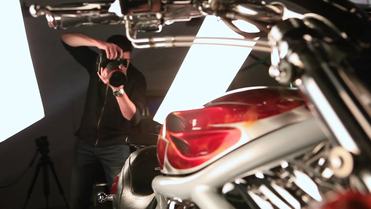 lighting a motorcycle photography  Speed of Light Motorcycle Photography, with Tim Wallace - YouTube