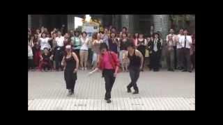 2011年6月26日、東京お台場ヴィーナスフォートで行われたMJ A-LIVE2011...