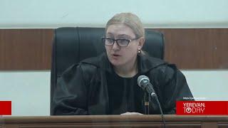 Աննա Դանիբեկյանը մեկ շաբաթով հետաձգեց դատական նիստը