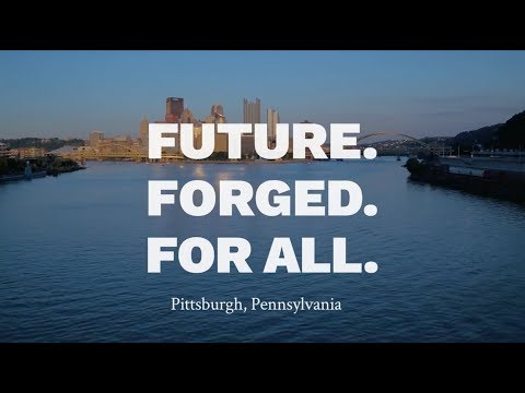 Future. Forged. For all.