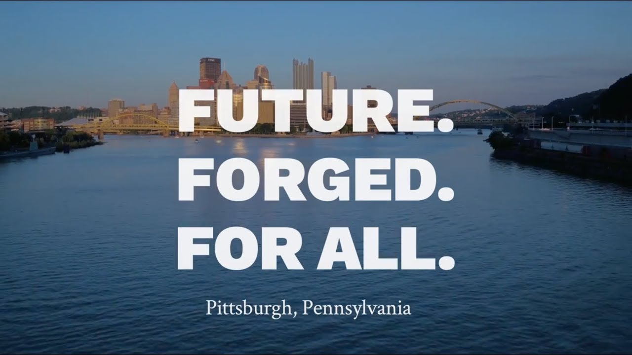 Pittsburgh forges a new future, remaking iconic steel town into a