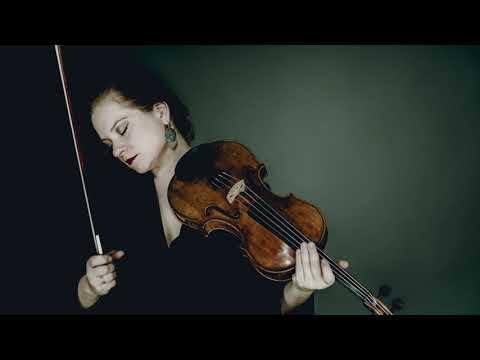 """Nora Romanoff-Schwarzberg, viola & Lily Maisky, piano play Francis Poulenc """"C'est ainsi que tu es"""""""