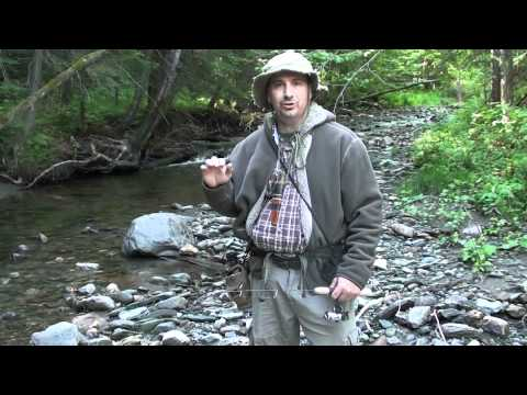 CREEK FISHING & SOME TIPS FOR BROOK TROUT!
