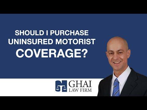 Should I purchase uninsured motorist coverage?
