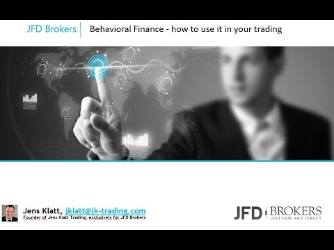 How to use Behavioral Finance to improve your trading