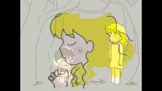 星の金貨 (Heaven's Coins) グリム童話 自分の物を人にあげる女の子に、...