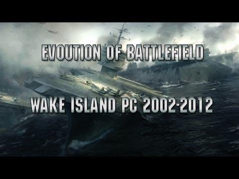Evolution of Battlefield Wake Island