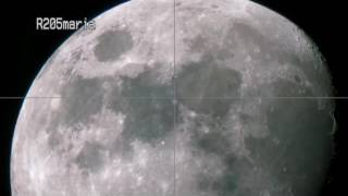 REAL ASTRONOMY CAMERA TO ZOOM IN ON THE MOON