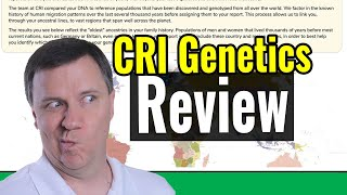 CRI Genetics Review: Should Genetic Genealogists Take This Test?